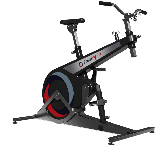 Freespin - the ultimate spin bike